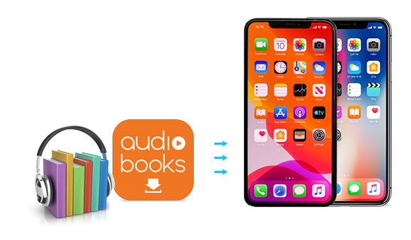 how to add audiobooks to iphone