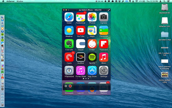 free ios screen recorder