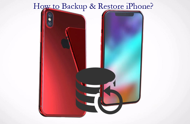 How to Backup and Restore iPhone