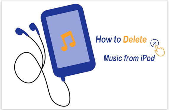 delete music from ipod