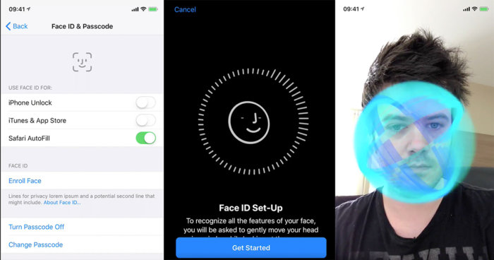 how to unlock iphone x without passcode or face id