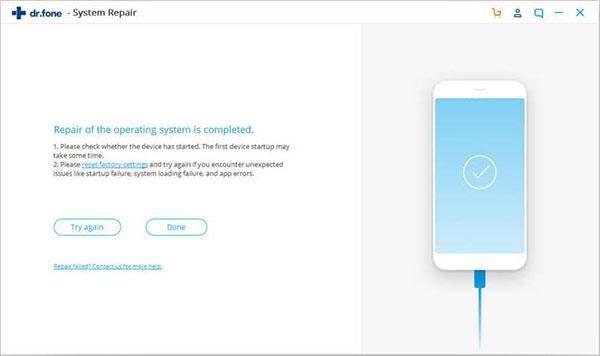 iphone repair tool like drfone system repair