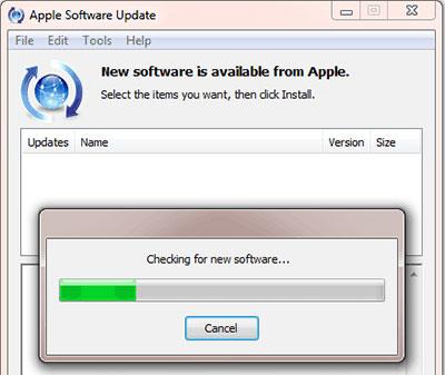 keep itunes auto update turned on