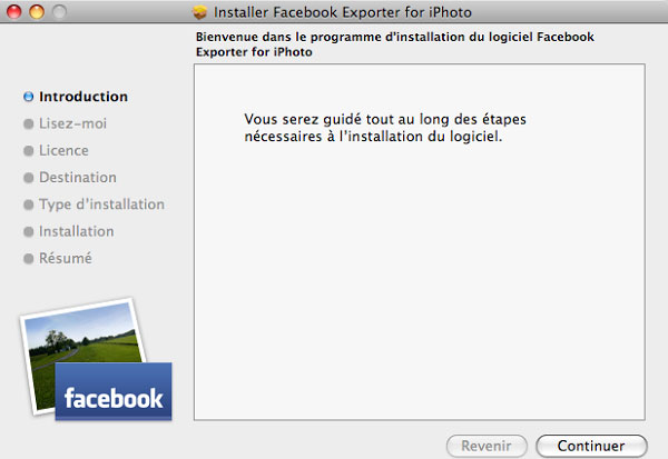 how to upload iphoto pictures to facebook