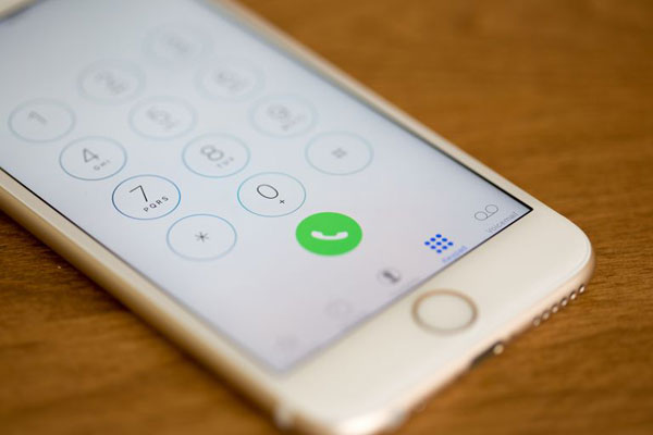 how to find your phone number on iphone