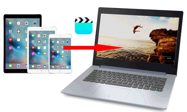 how to transfer videos from ipad to computer