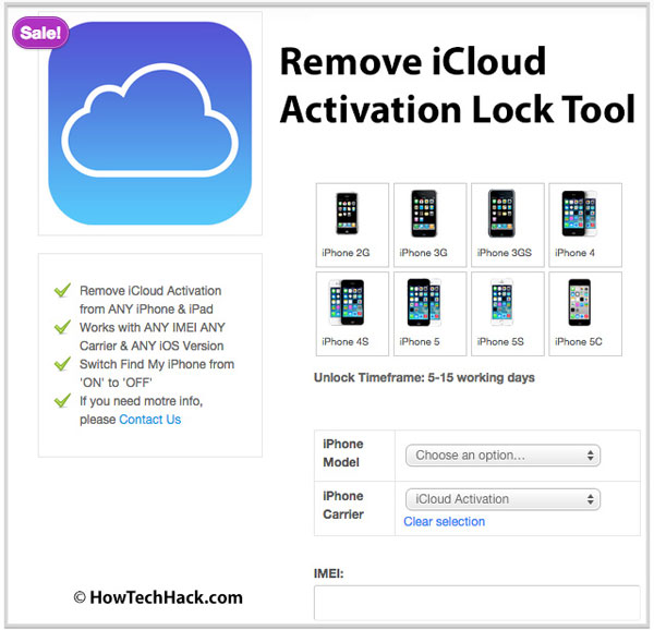icloud activation bypass tool 2018 free