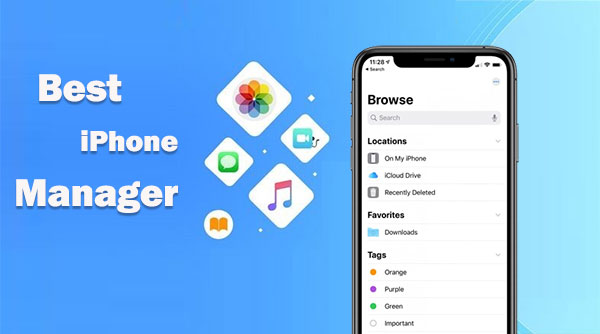 best iphone manager