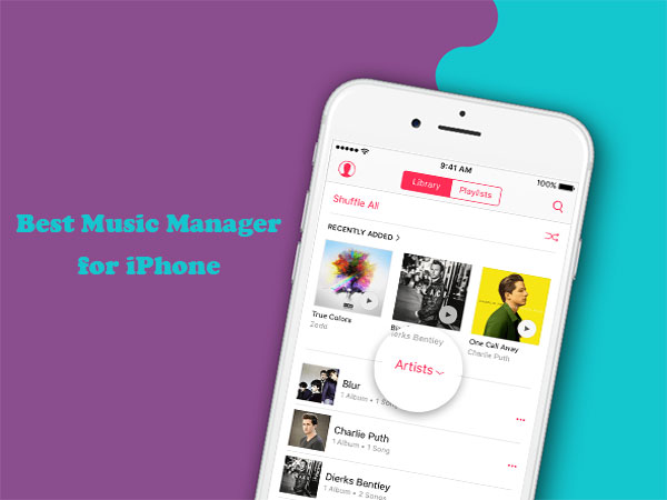 iphone music manager