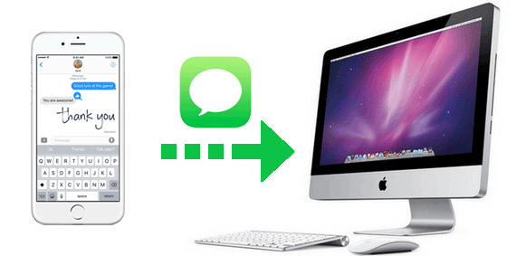 transfer messages from iphone to mac