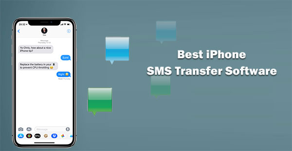 iphone sms transfer software