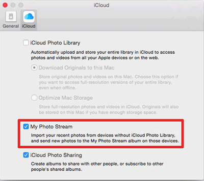 how to transfer data from iphone to mac with icloud