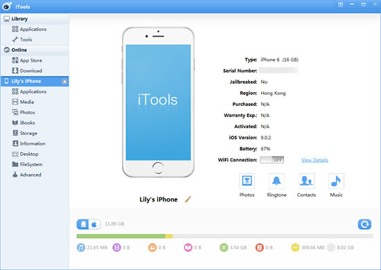 best free ipod transfer software like itools