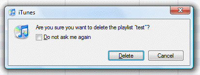 delete smart playlists to let itunes run faster