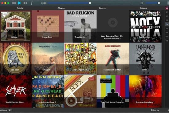 mac itunes alternative like musique