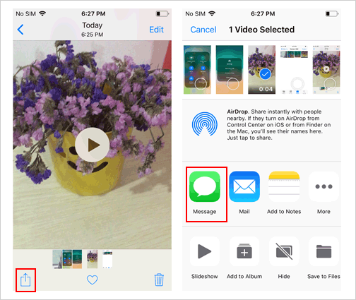 Send Long/Large Videos on iPhone: The Definitive Guide (7