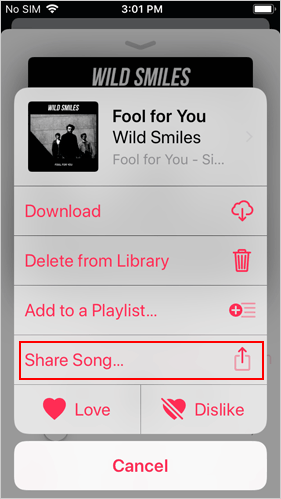 transfer music from ipad to ipod with airdrop