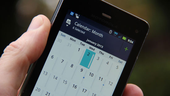 how to move yahoo calendars to iphone