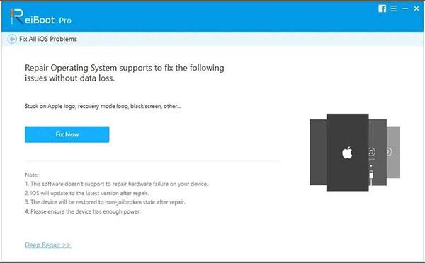 iphone ios repair software like tenorshare reiboot