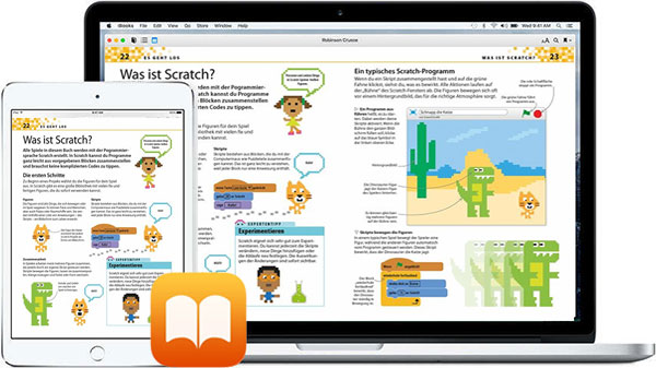 transfer ibooks from ipad to computer