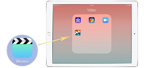 transfer movies to ipad without itunes