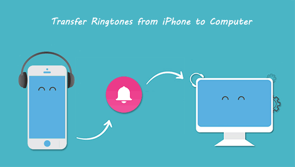 transfer ringtones from iphone to computer