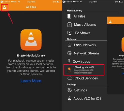 how to add movies to ipad without itunes via vlc