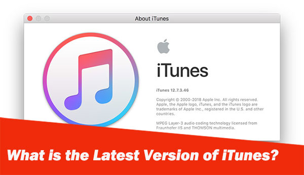 what is the latest version of itunes