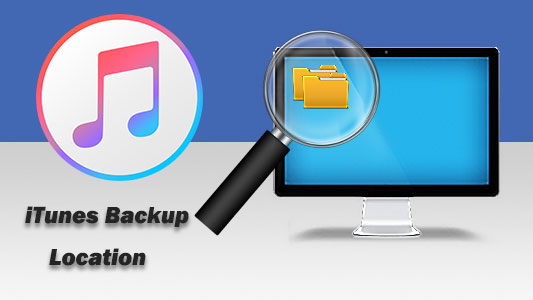 where is itunes backup location