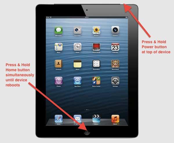 hard reset your ipad to fix my ipad wont unlock