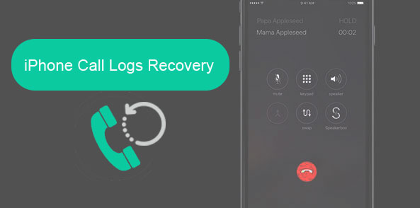 retrieve deleted call log from iphone