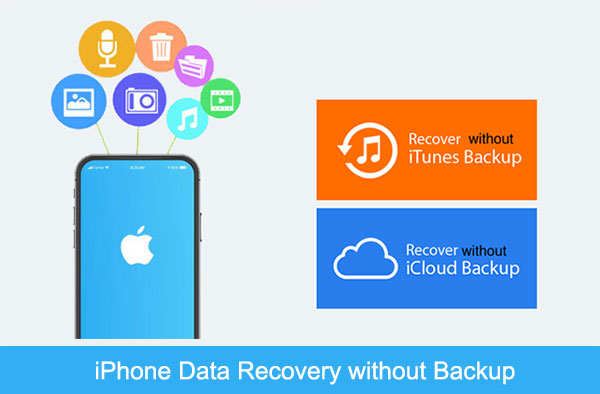 iphone data recovery without backup