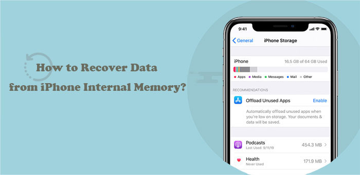 iphone memory recovery