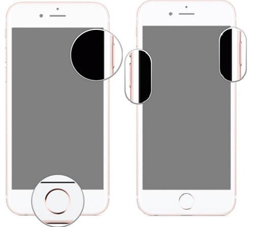 réinitialisation matérielle de votre iphone