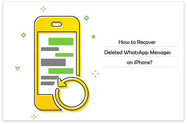how to recover deleted whatsapp messages on iphone