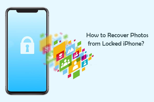 how to recover photos from locked iphone