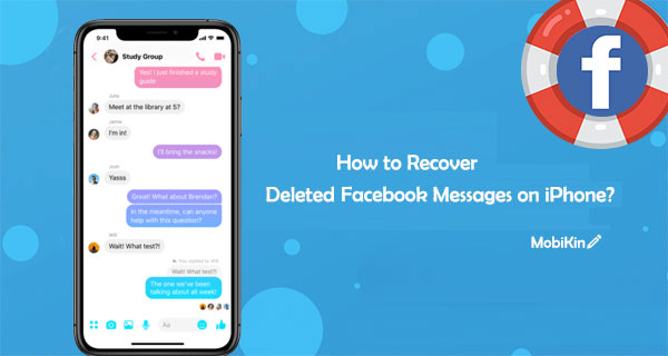 retrieve deleted messages on messenger iphone