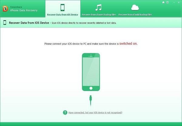 iphone data recovery program