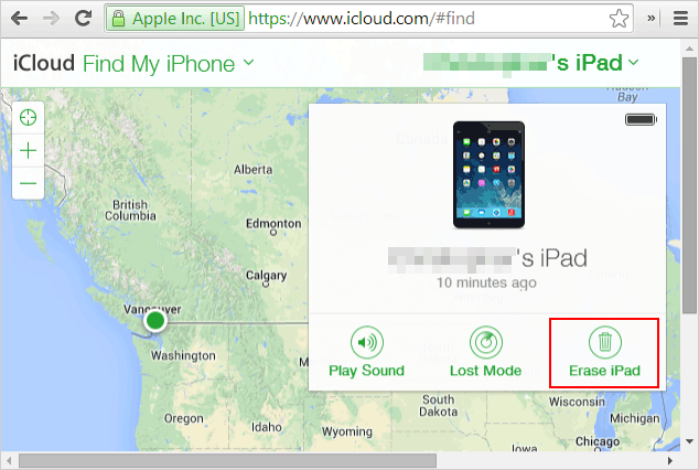 how to bypass ipad passcode without restoring using icloud