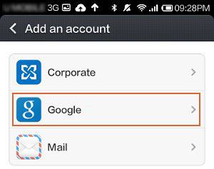 transfer iphone data to xiaomi with icloud
