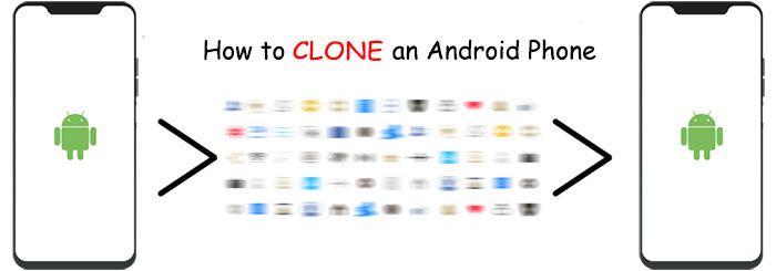 clone android phone