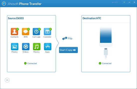 alternative to samsung smart switch like jihosoft phone transfer