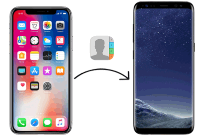 how to transfer contacts from iphone to samsung