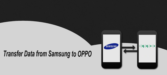 transfer data from samsung to oppo