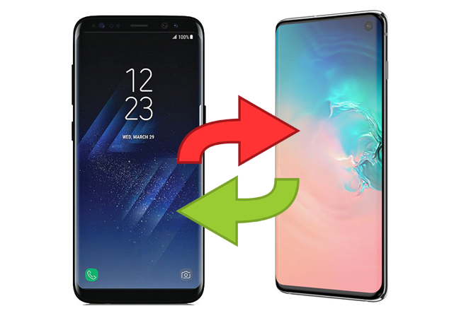 How to Transfer Data from Samsung to Samsung