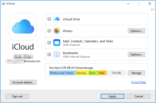 How to Access iCloud Photos on Android via USB Cable