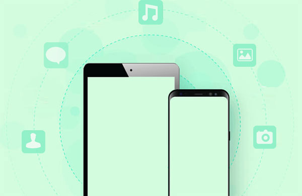 transfer files from ipad to android phone