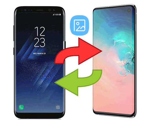 how to transfer photos from samsung to samsung