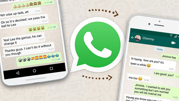 transfer whatsapp from samsung to huawei