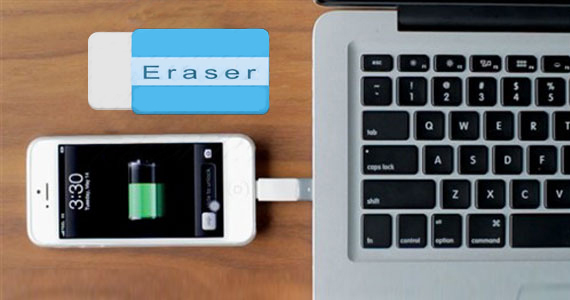 Eraser for iOS